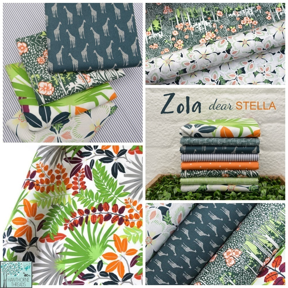 Zola Fabric Poster