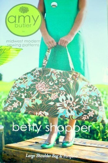 amy butler betty shopper sewing pattern