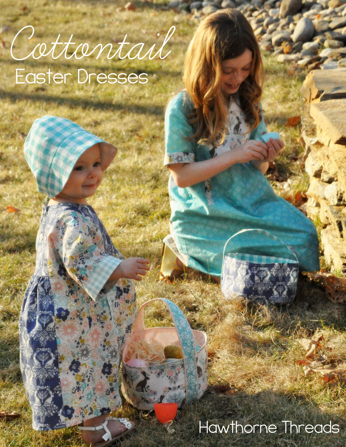 Cottontail Easter Dresses 2