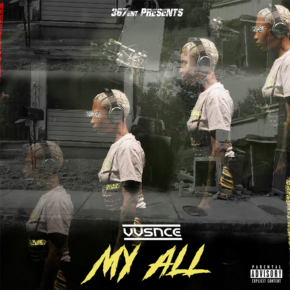 vvsnce MY ALL COVER 1500X1500