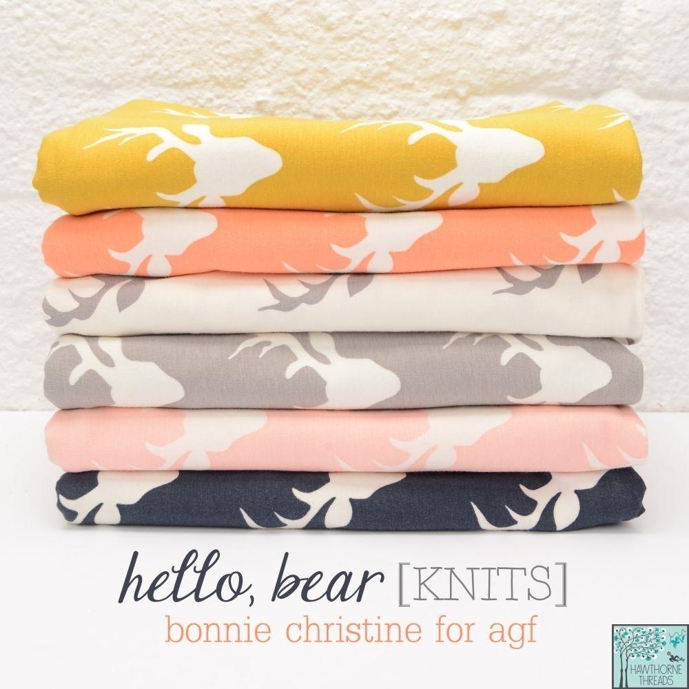 hello bear knits