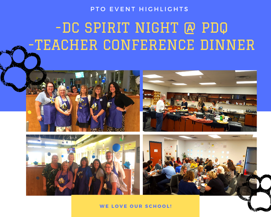 Oct PTO Event Highlights