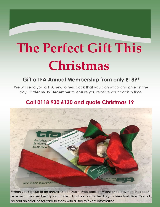 Christmas Gifting 19 e-Bulletin Ad