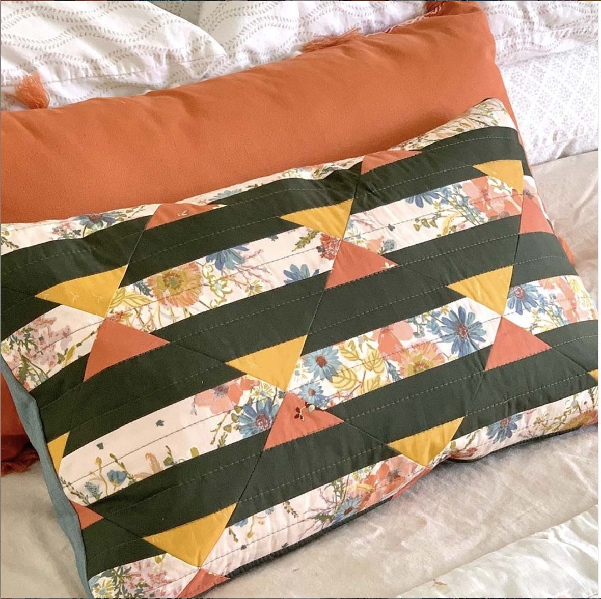 Spirited Pillow