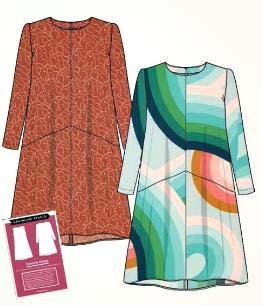 catalog with farrow dress