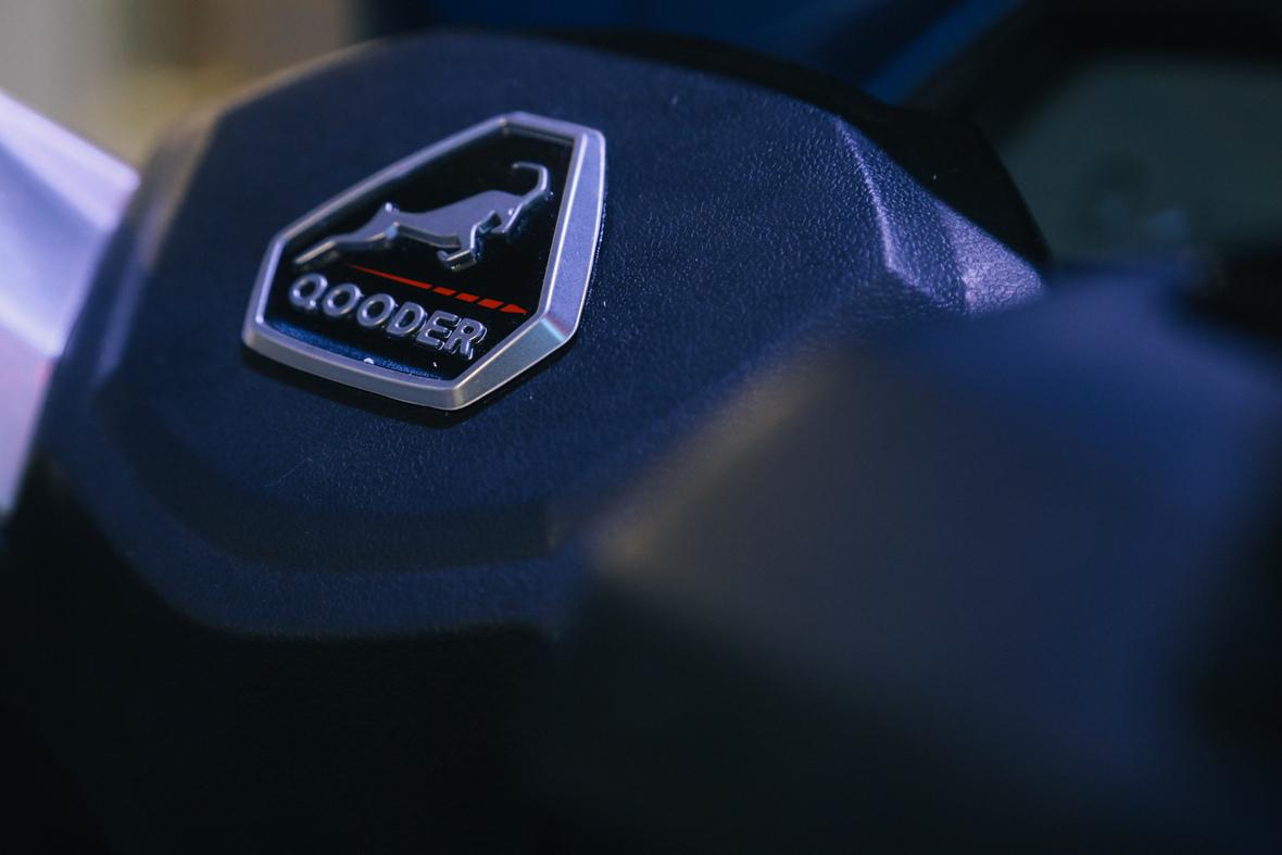 Qooder EICMA 123