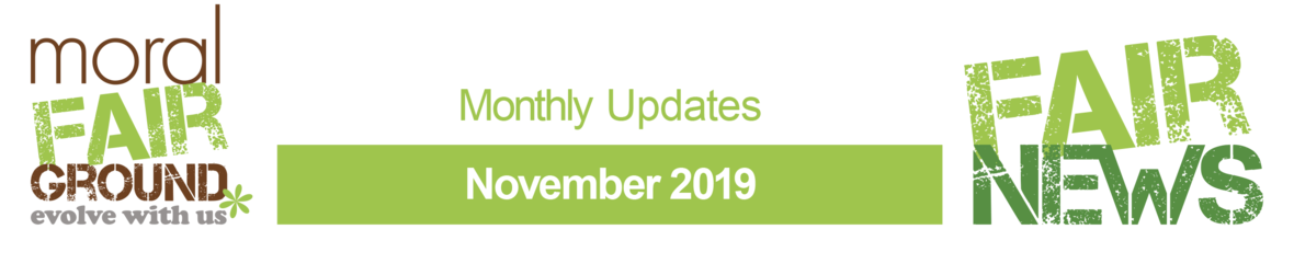 Fair News Monthly Updates November 2019 Banner