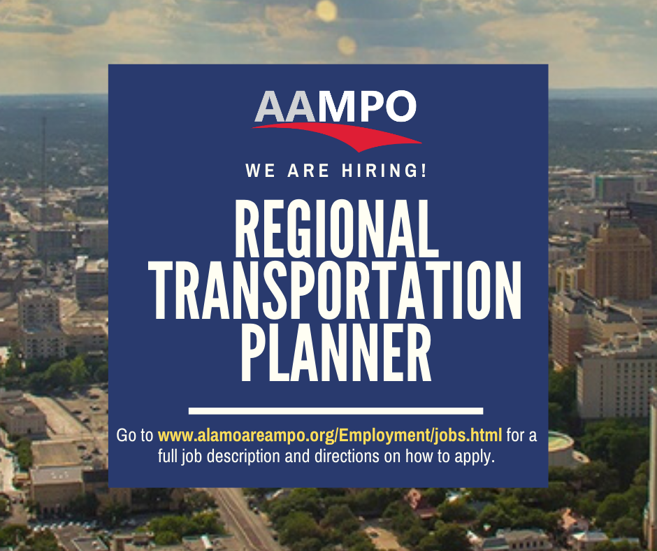 Regional Transportation Planner 1