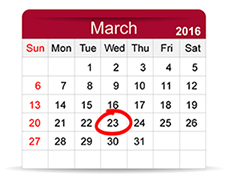 2016-calendar-march-23rd-circled