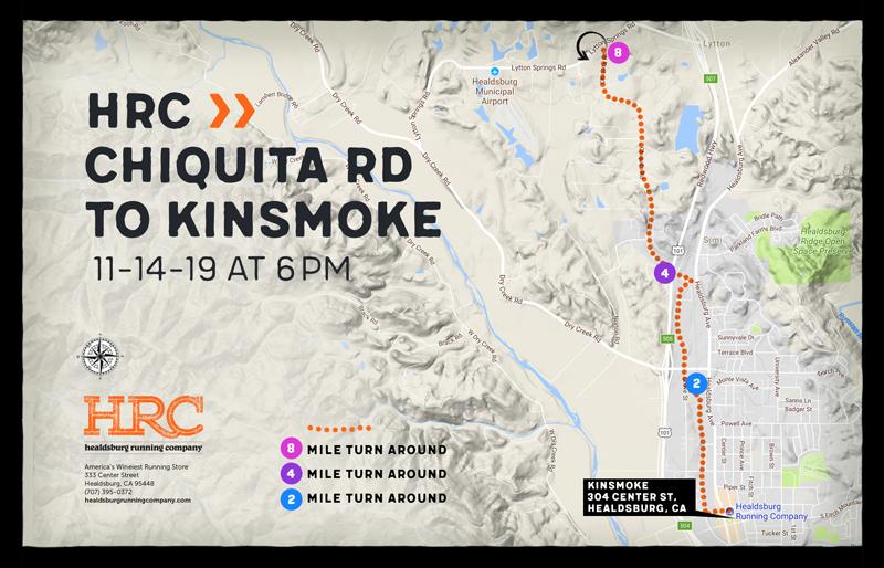 chiquita map kinsmoke