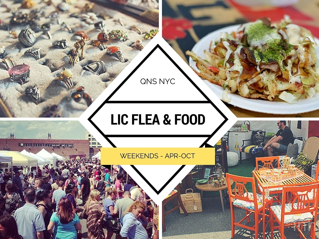 LIC flea   food-4 pics