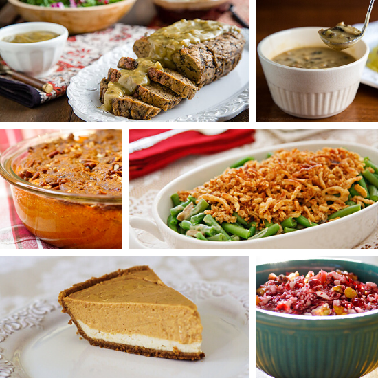 Thanksgiving Feast Collage 1