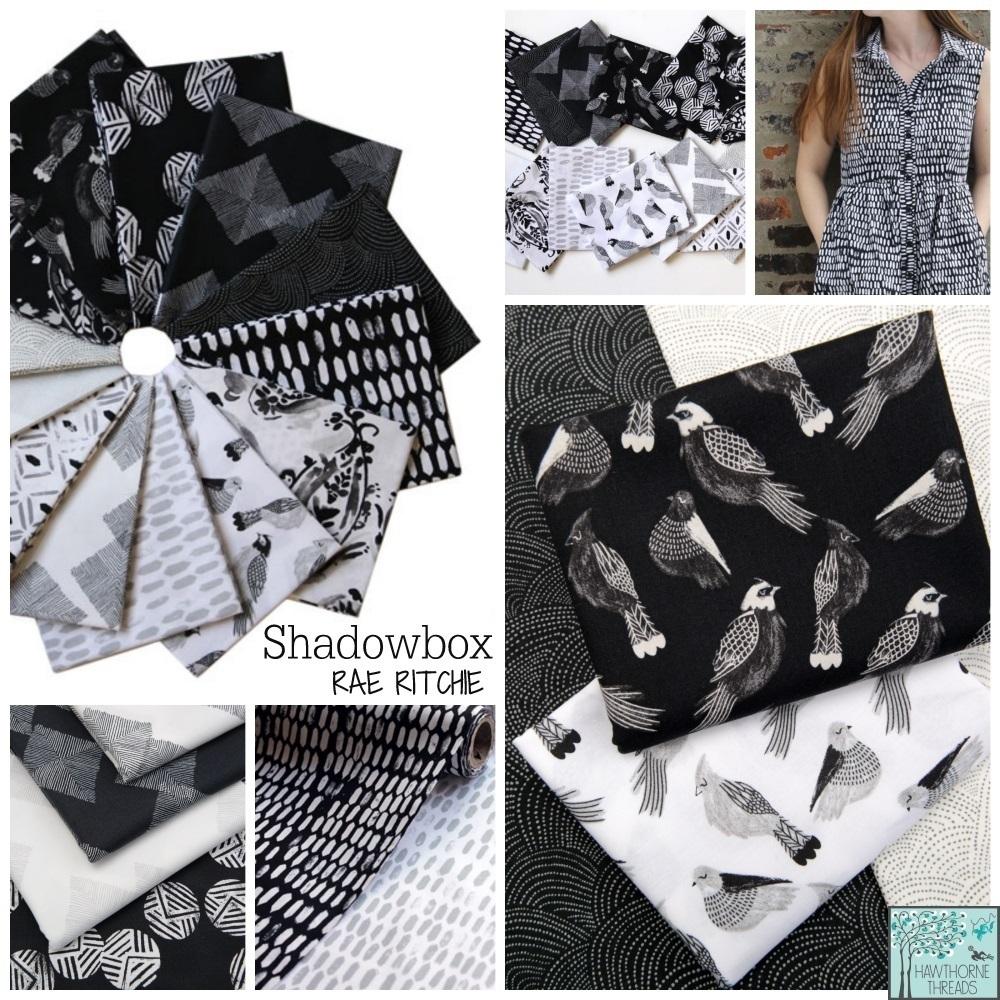 Shadowbox Fabric poster