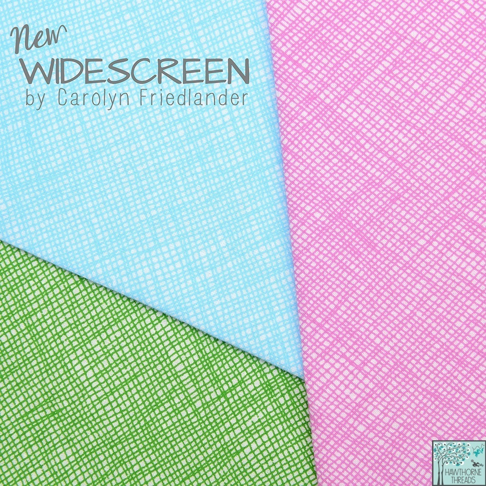 New Widescreen Fabric Poster