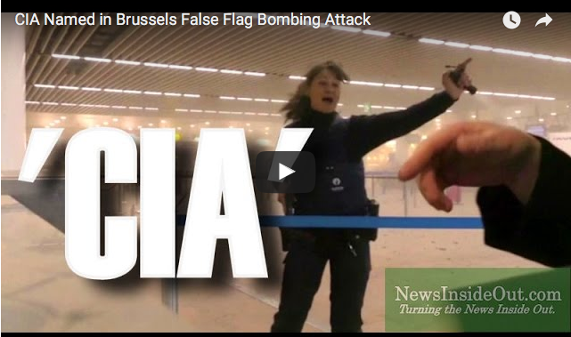 CIA named in Brussels bombing attack