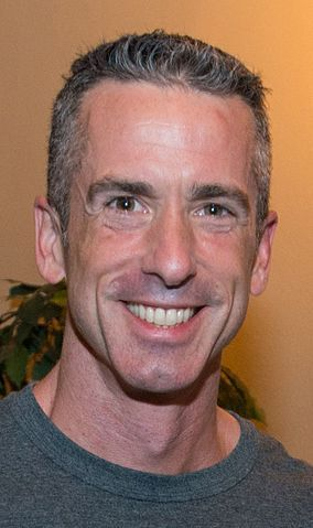 Dan Savage at Inforum 9460747644 cropped to Savage