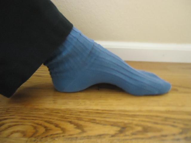 Sliding Foot