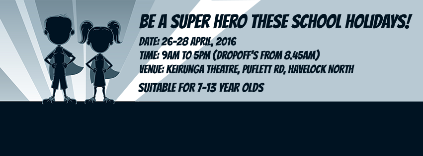Superhero FB Banner  1