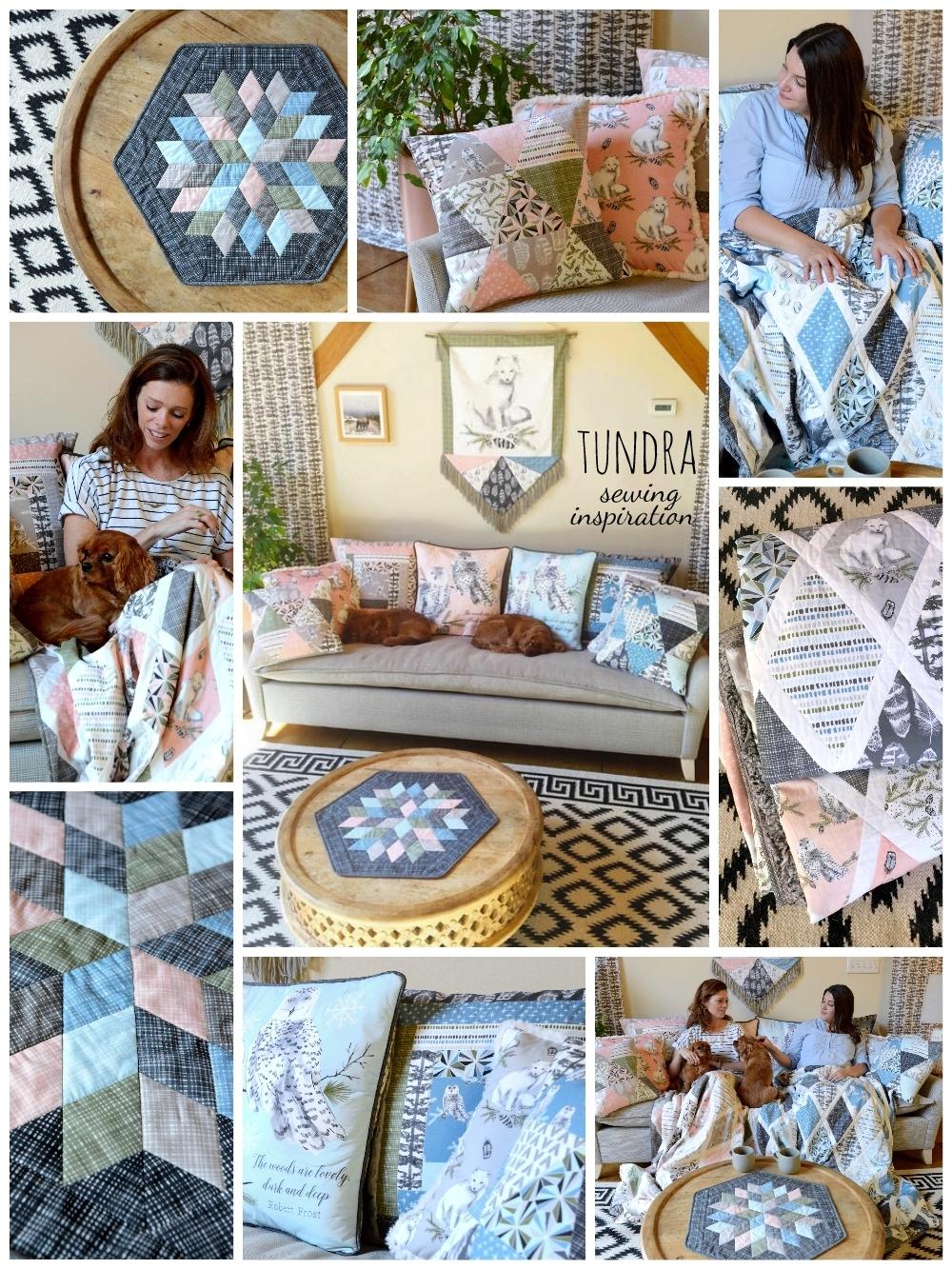 Tundra Fabric Sewing Inspiration 1000