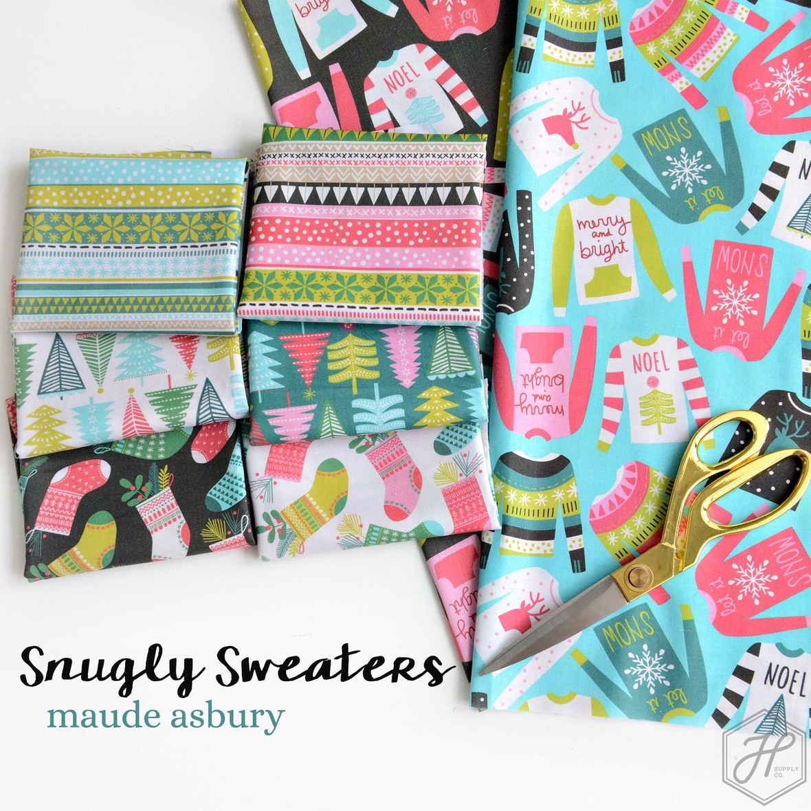 Snugly Sweaters Poster Blend at Hawthorne Supply Co