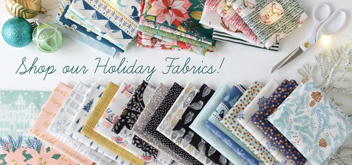 Christmas Fabrics - Copy