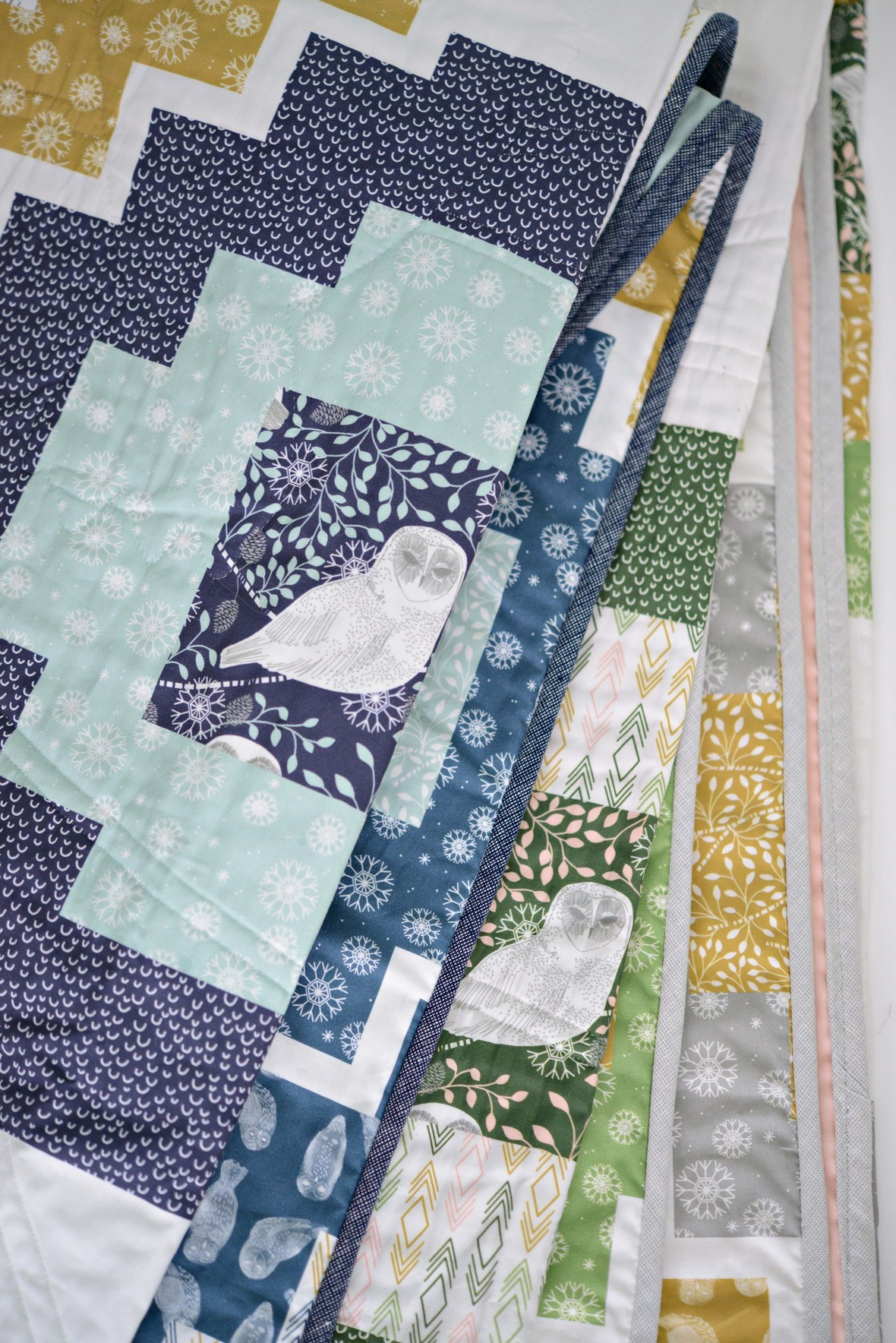 Snowy Owl Quilts