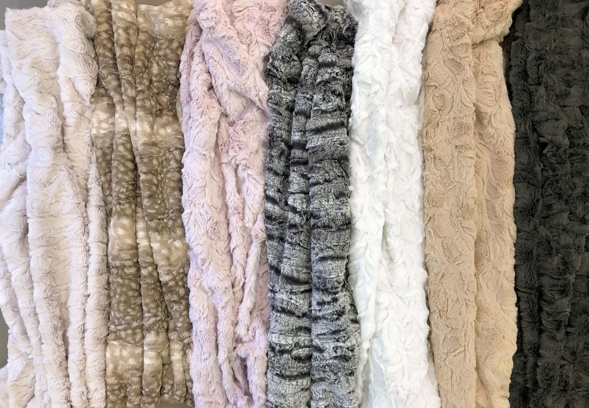 Faux Fur at Hawthorne Supply Co