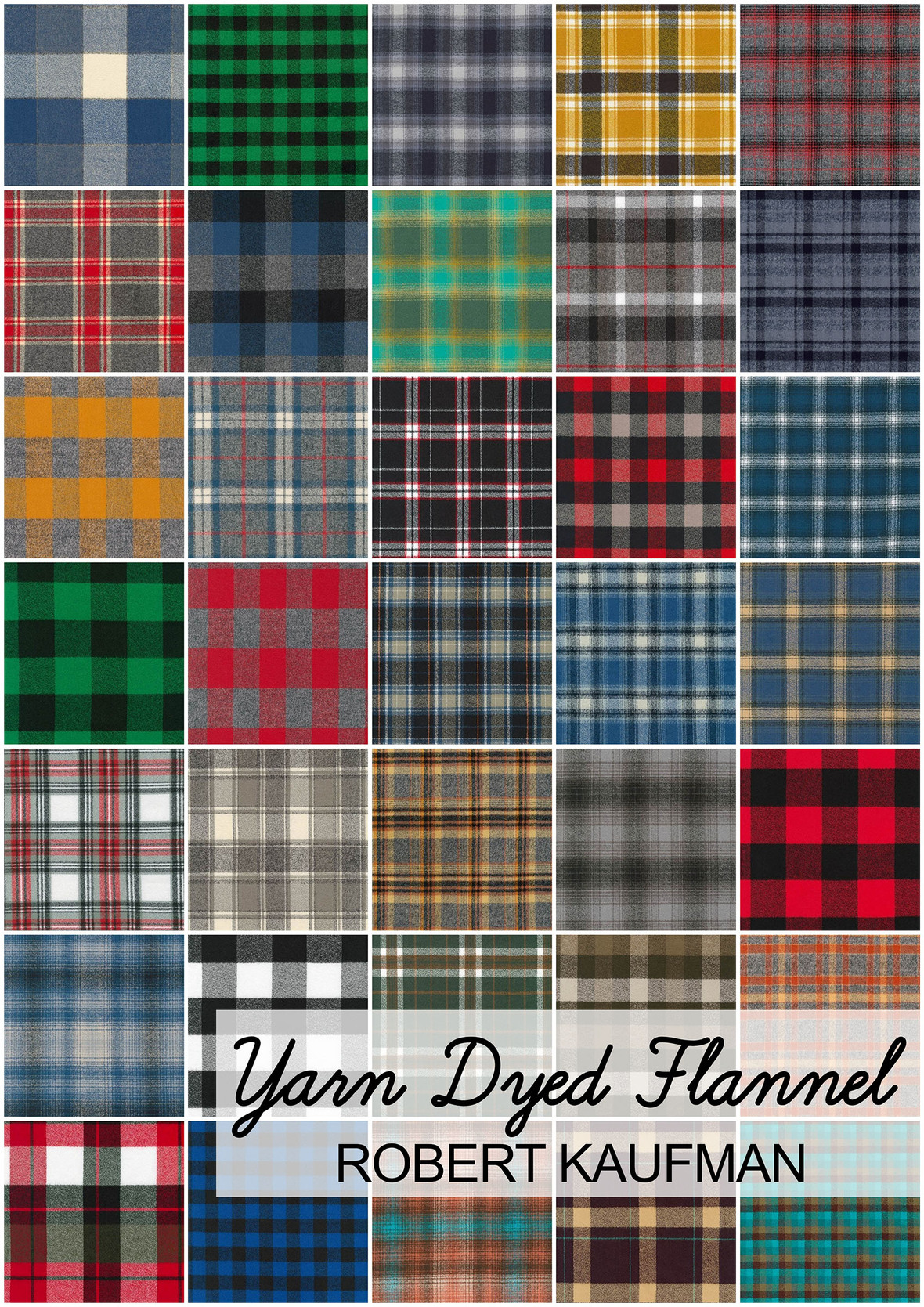 Mammoth Flannel with text