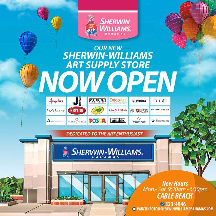Now-Open-Art-Store