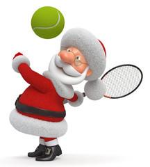 Tennis-Santa
