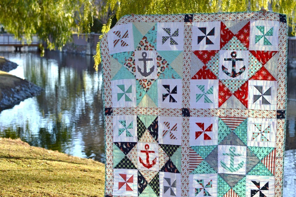 sail away with me quilt