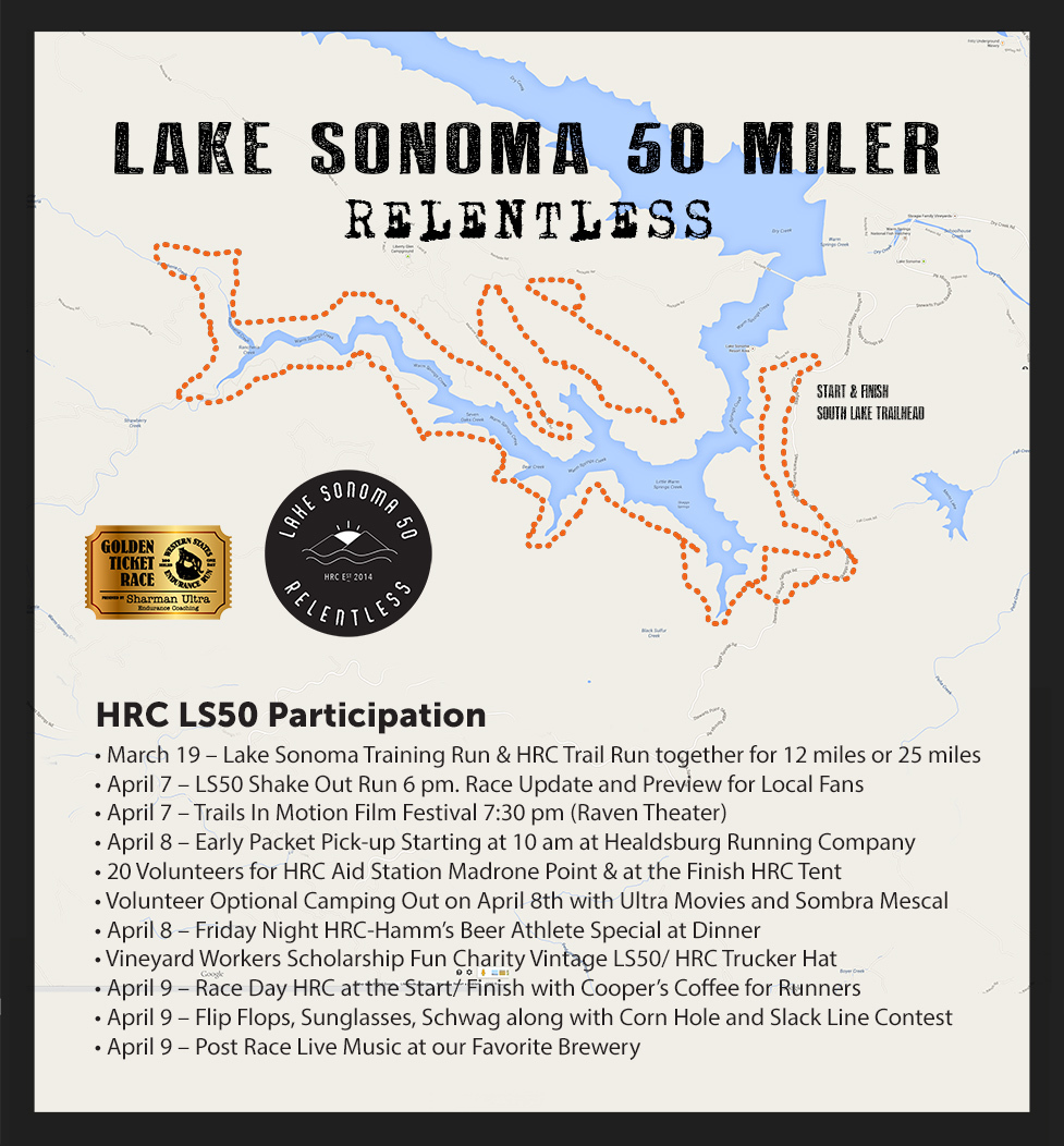 lake sonoma map 2016 newsletter