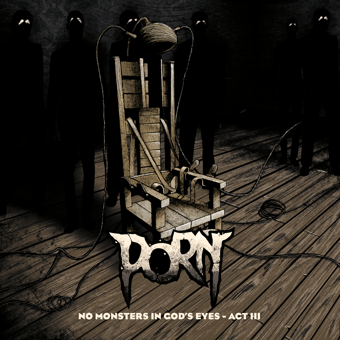 PORN - No monsters in god s eyes Act III - ARTWORK