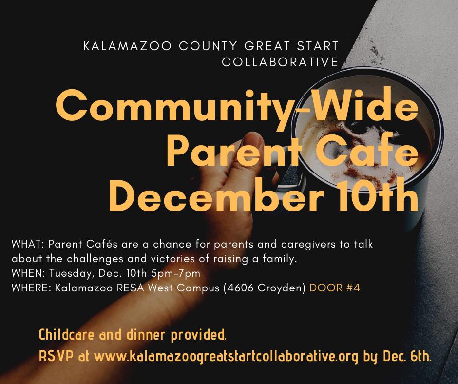 Community-Wide Parent Cafe