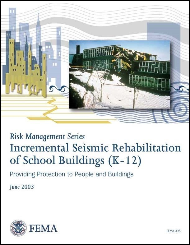 FEMA 395 cover