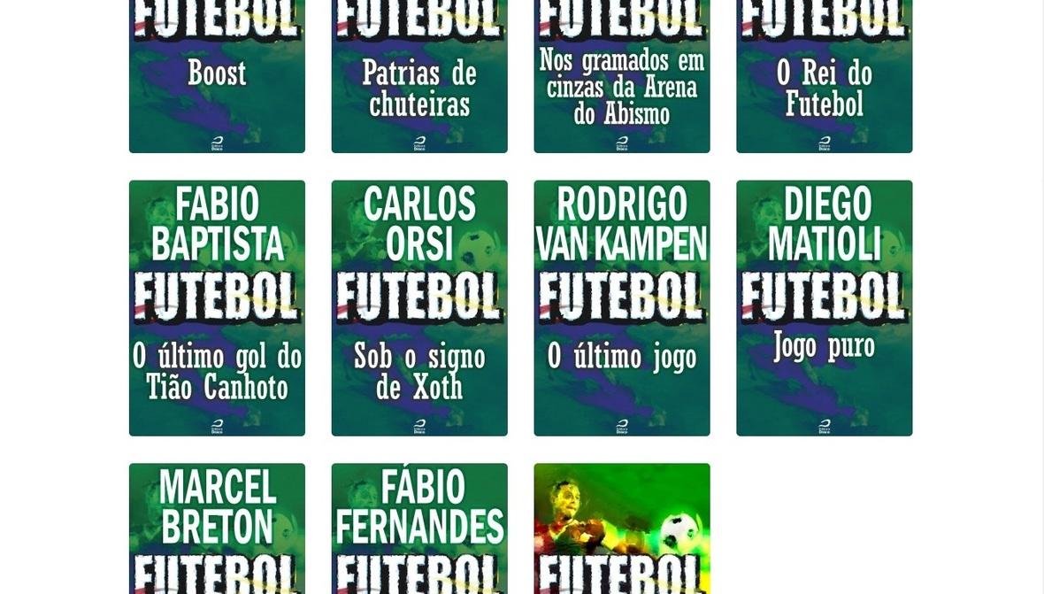 futebol contos