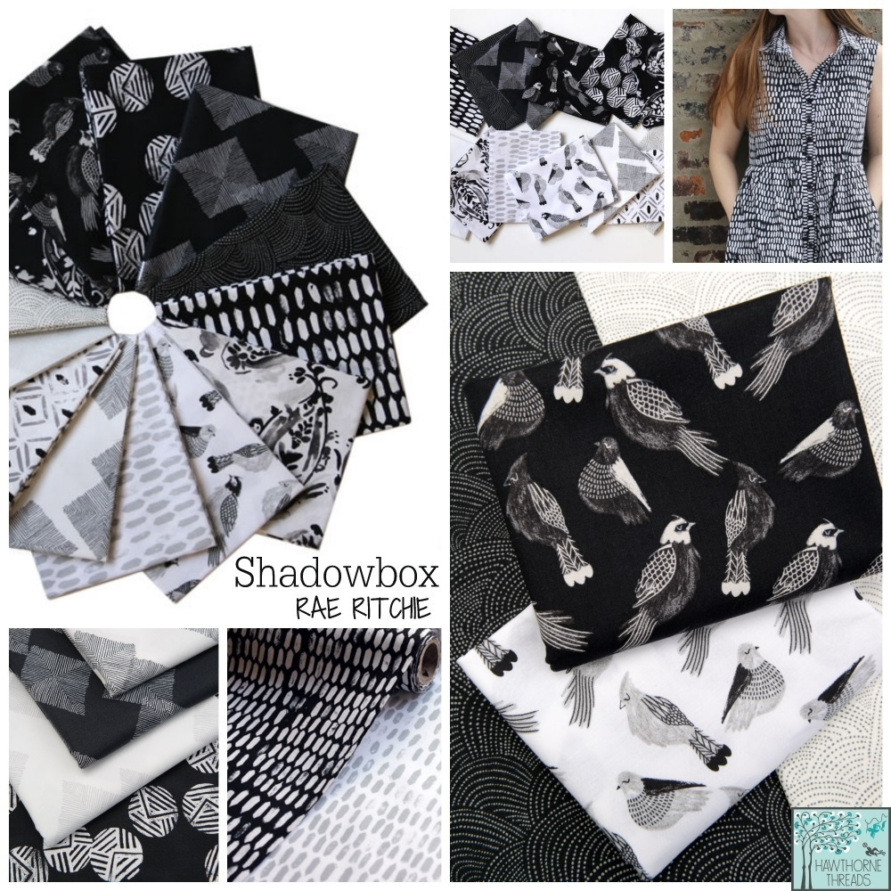 Shadowbox Fabric poster