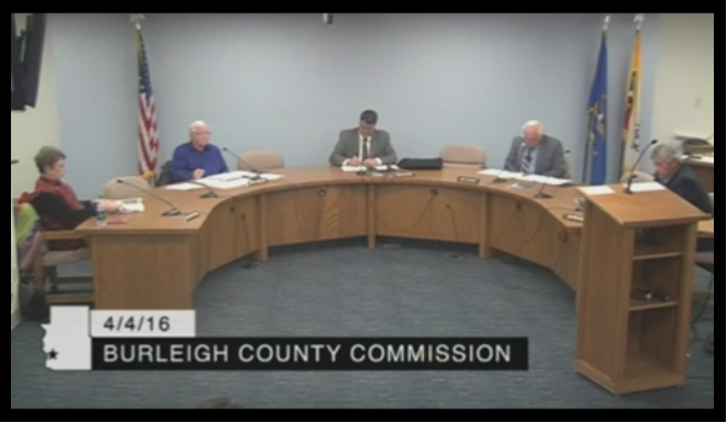 Burleigh County Commission