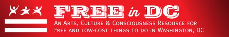 free in dc banner logo