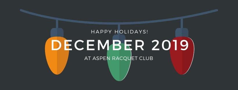 December 2019 at Aspen