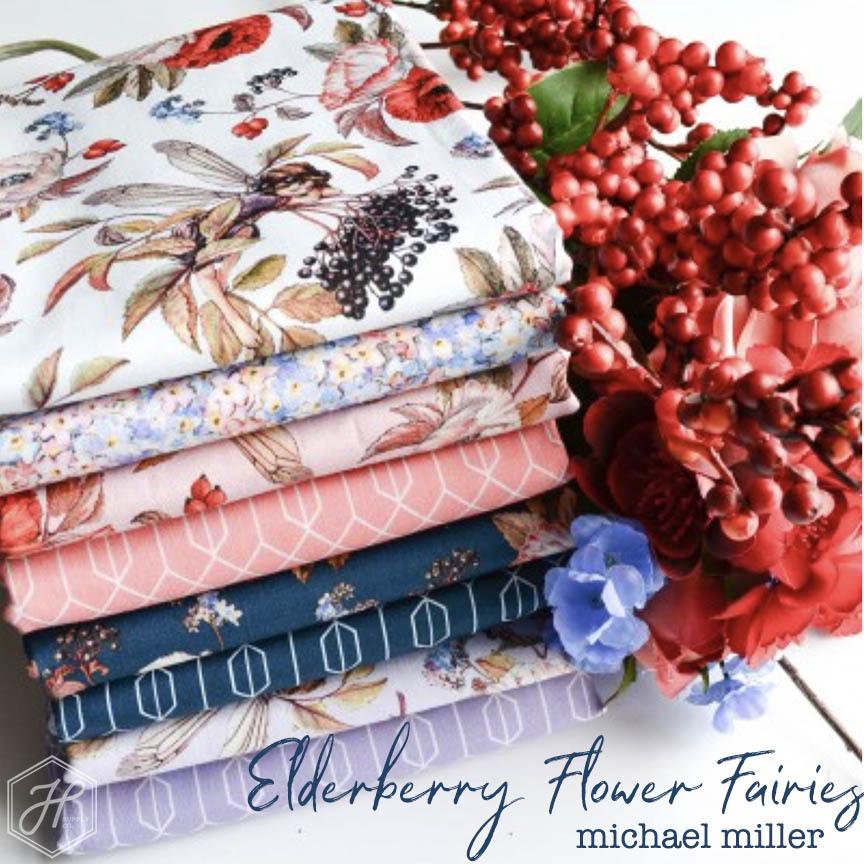 Elderbery Flower Fairies