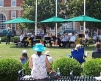 earth day on the square