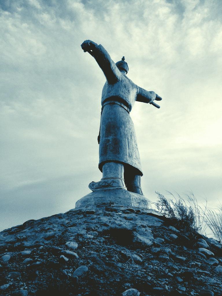 The Shepherd Monument  Nick Midwig