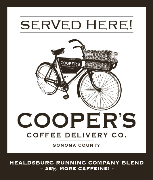 coopers served caffeine hrc brown