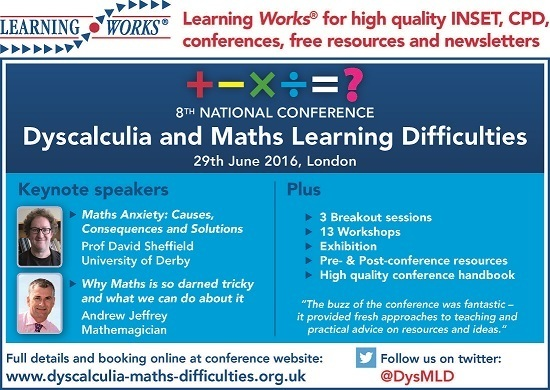 Dyscalculia and MLD Newsletter No.9 - Nurturing a sense of number ...