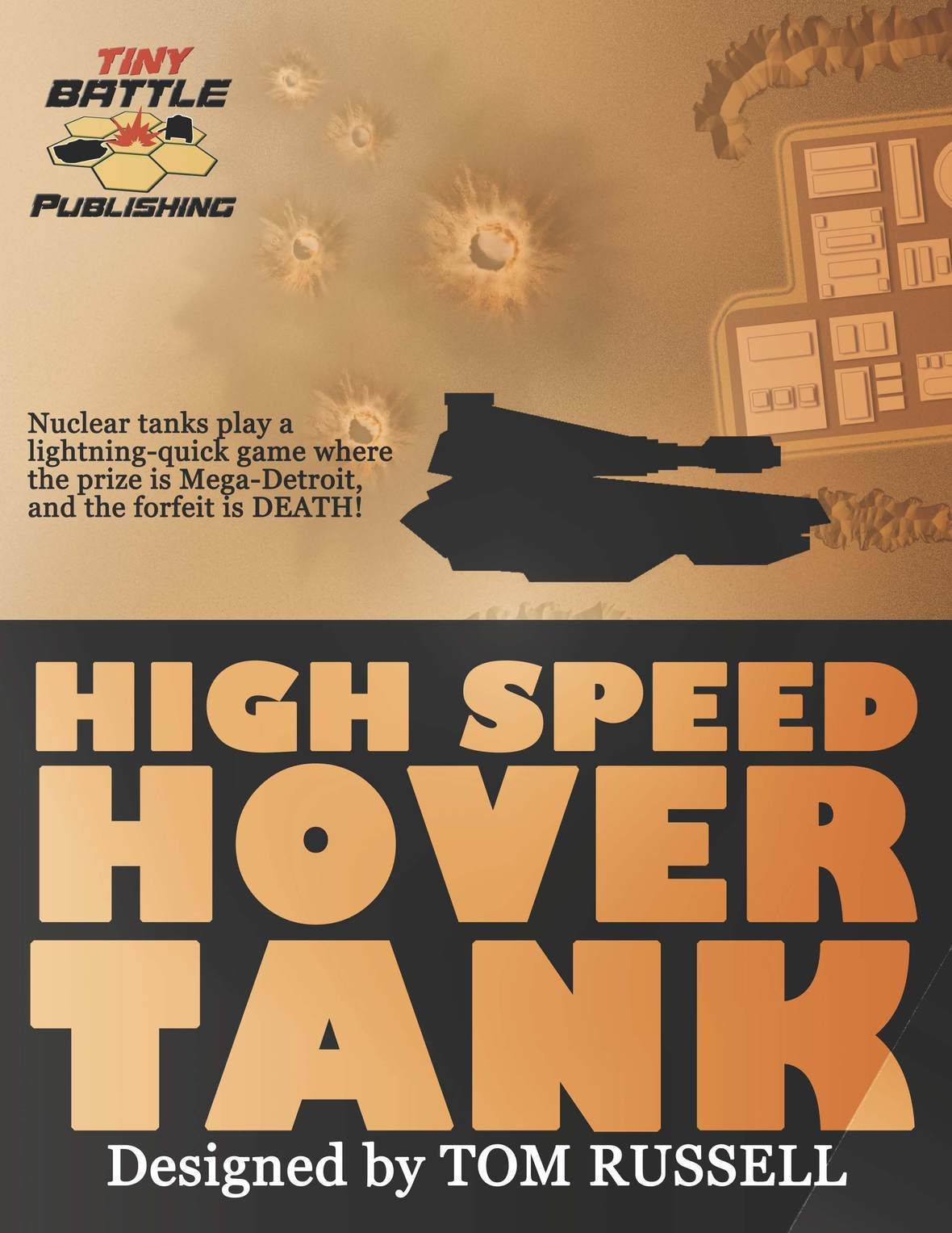 HIGH SPEED HOVER TANK - RULES PNP 1