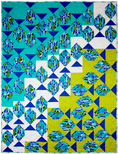 Fish Frenzy Quilt  MM Website