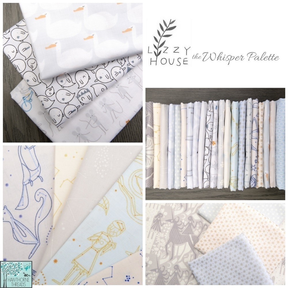 The Whisper Palette Lizzy House Fabric