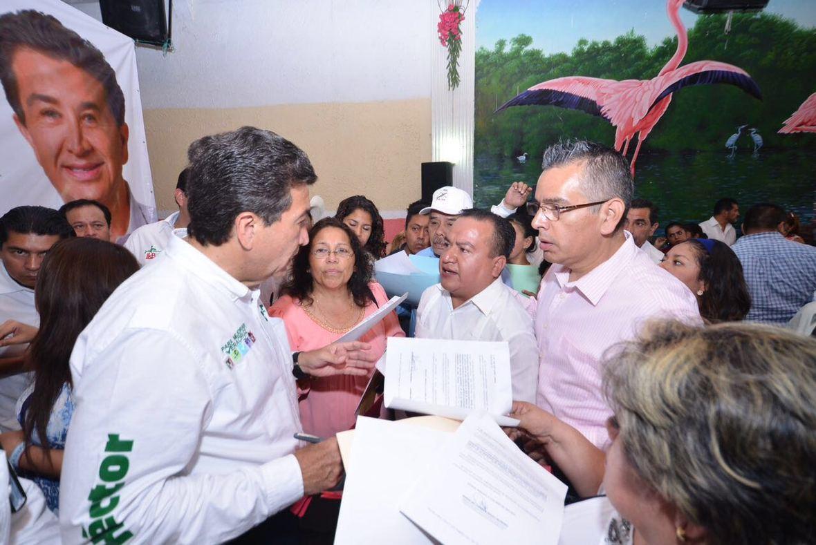Hector Yunes Landa  Ciudad Medoza  14-04-2016-05