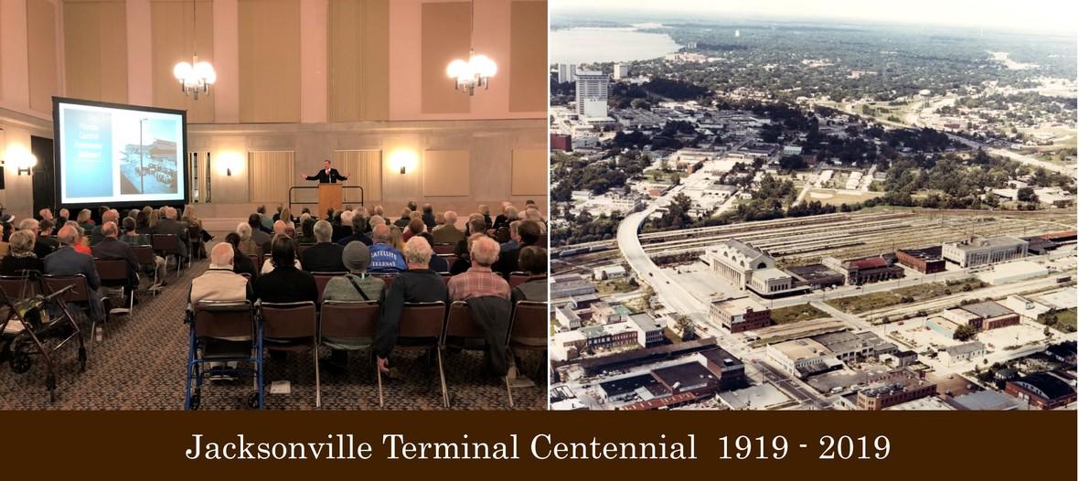 Jax Terminal Centennial collage